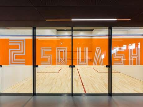 Squash - Centre Sportif de Verbier