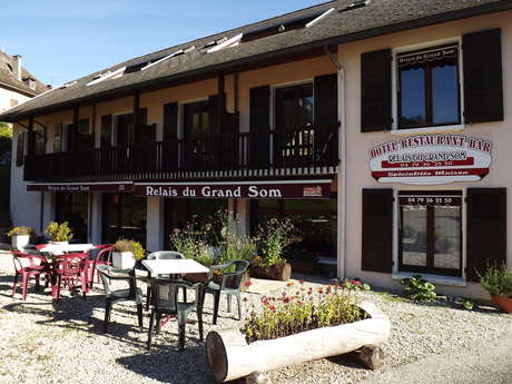 Hôtel Le Relais du Grand Som