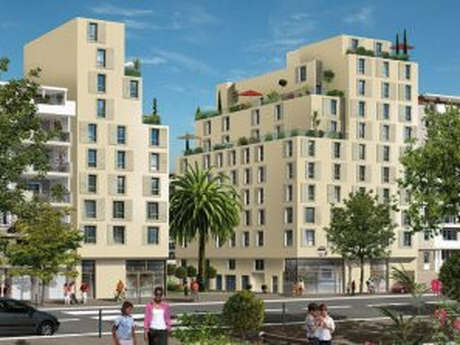 Appart'City Marseille Euromed