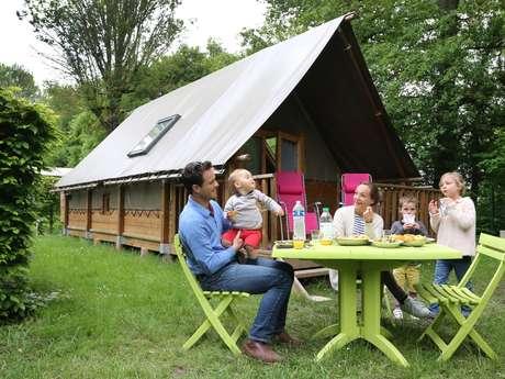 Camping Nid du Parc Tente Lodge