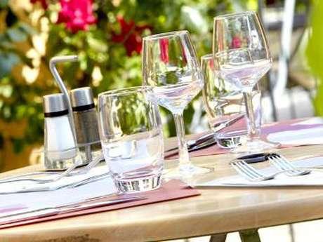Restaurant de l'hotel campanile pleyel