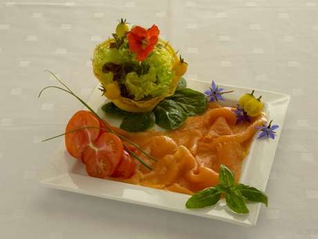 Restaurant Le Shakisky - Le Souleil Or Hotel