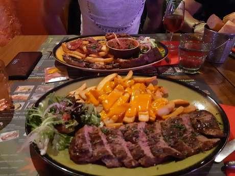 Restaurant L'Iguane Tex Mex