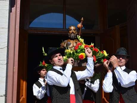 Fête patronale de la Saint Jacques
