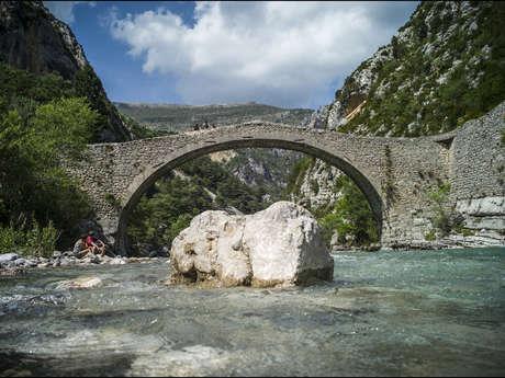 Pont de Tusset - Sentier du Lézard
