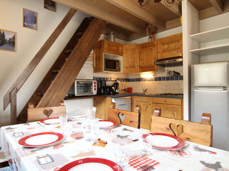 Les Sports - 3 rooms 6 people *** - SPO012M