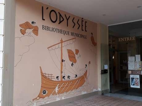 Bibliothèque l'Odyssée