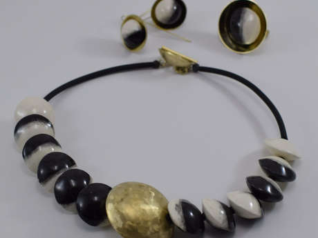 L'Atelier création de bijoux d'Amélie Berthéas