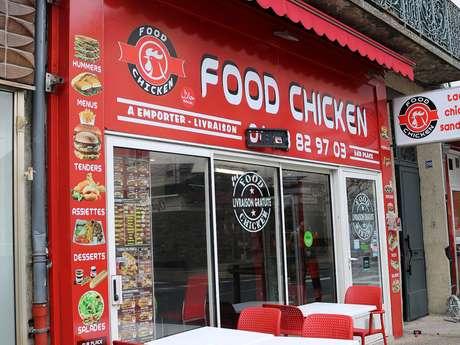 Restauration rapide : Food Chicken