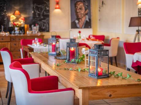 Restaurant Au Cœur de Meaulne