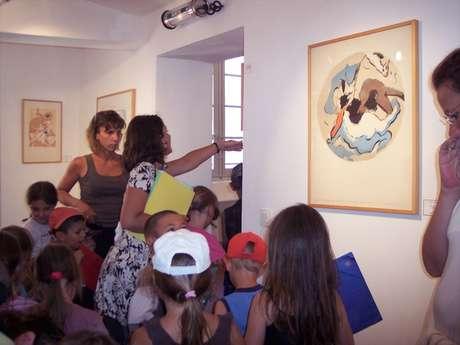 ANNULE - Visite commentée des Collections Max Ernst, Dorothea Tanning et Stan Appenzeller