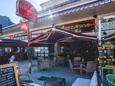 Bar La Mezzanine