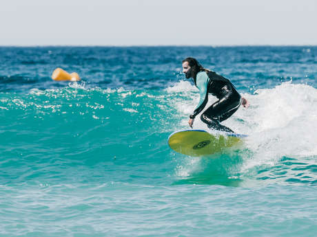 Surf and Stand up Paddle group and private lessons  - L.E.C Surf Club