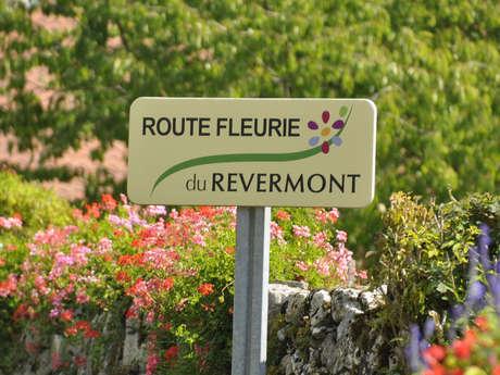 La Route fleurie du Revermont