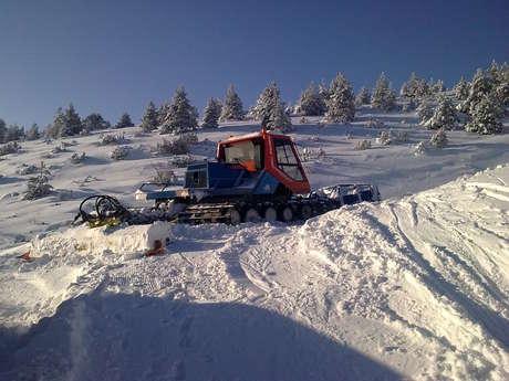 Station de ski du Chalet Reynard