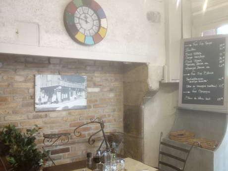 Restaurant Les 12 Apôtres