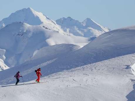 Hors-piste / Ski de Rando / Heliski
