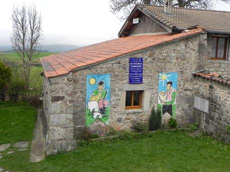 Chapelle et maison natale Marcellin Champagnat