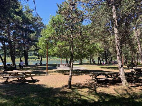 Aire de pique-nique du Plan d'eau du Champsaur