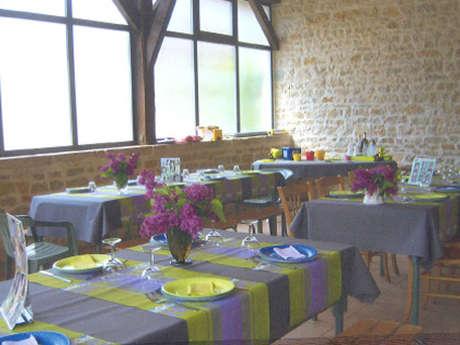 Salle Piquet à Chevignat - Courmangoux