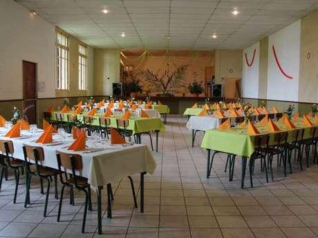 Salle des Fêtes - Courmangoux