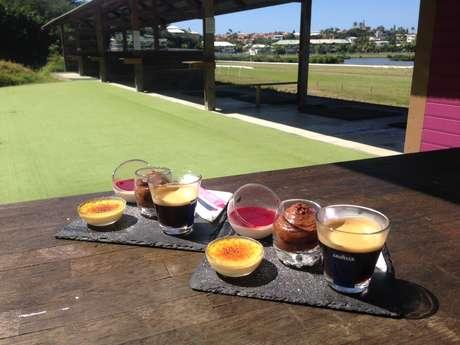 Restaurant & Golf