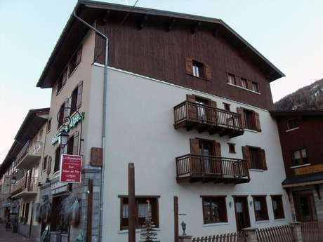 Burdin Gilles - Le Relais des Alpes - apt Grand Vallon