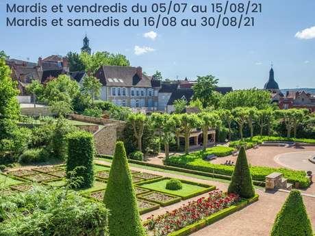 Visite estivale : Jardin Wilson