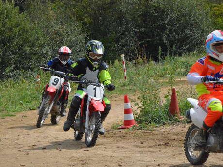 Stage évolution moto de à 6-16 ans