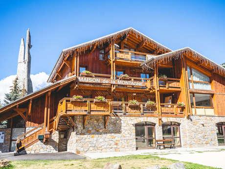 Espace d'exposition - Maison de la Montagne