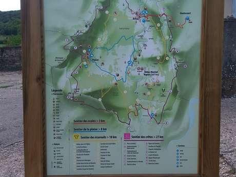 Sentier des Ecureuils