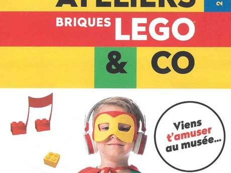 Ateliers Lego® de juillet et août