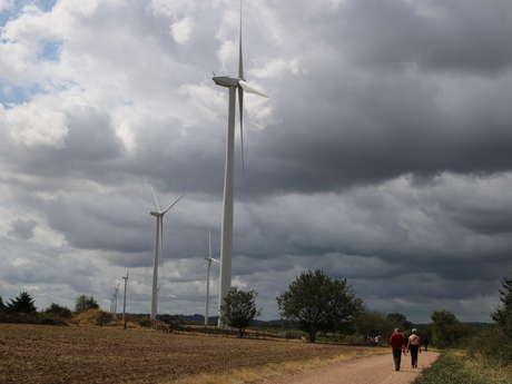 Parcours pédagogique Sur le chemin des éoliennes