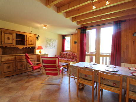 L'Arcelle 50 - 3 rooms - 8 people