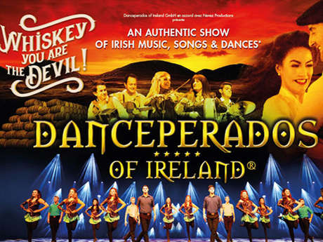 Spectacle : Danceperados of Ireland
