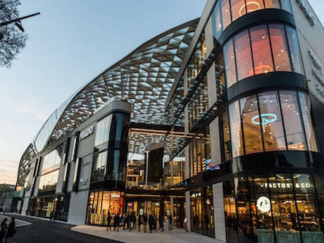 Centre commercial Le Prado