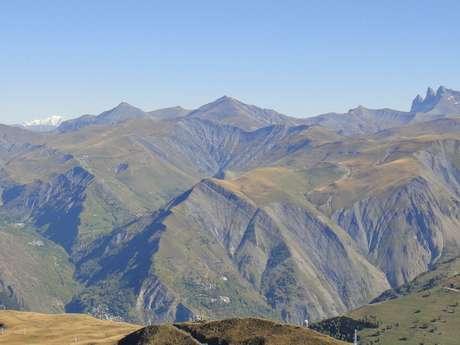 VTT Enduro -  Petite Aiguille / Mont de Lans