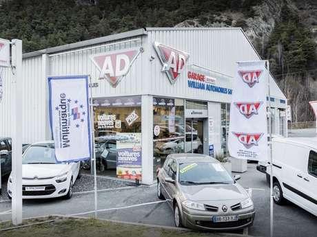 Garage AD Automobile