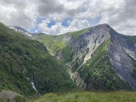 VTTAE - Boucle de Mont de Lans par le Thuit