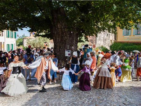 L'Orme tricentenaire de Gorbio