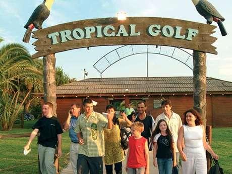 Tropical golf d'Azur Park