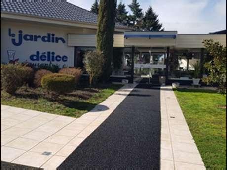 Hôtel-Restaurant Jardin Délice