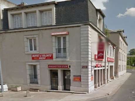 Restaurant Baguettes d'Or