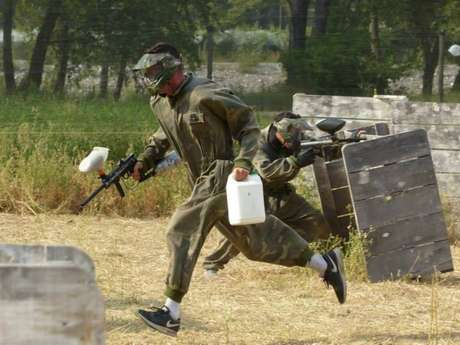 Paintball Tactical Zone