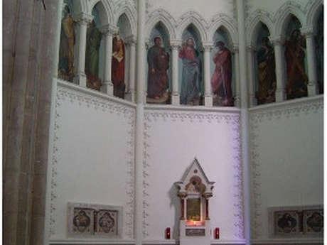 Eglise La Viste St Paul