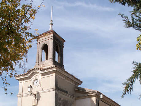 Temple protestant de La Motte d'Aigues