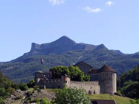 Visite guidée du Fort de Savoie