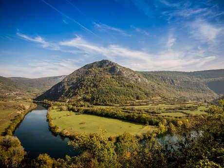 Haute vallée de l'Ain, ENS de l'Ain