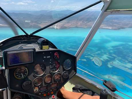 Vol en ULM de 20 min - Cap ULM