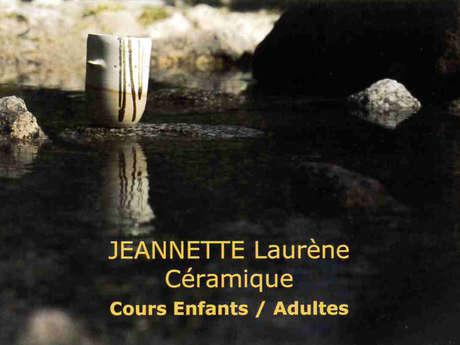 Cours céramique adultes et enfants avec Laurène